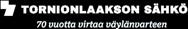 Tornionlaakson Sähkö Oy - 70 vuotta virtaa väylänvarteen!